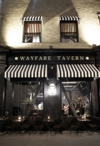 Wayfare Tavern, appropriate for a poem about possible wayfaring